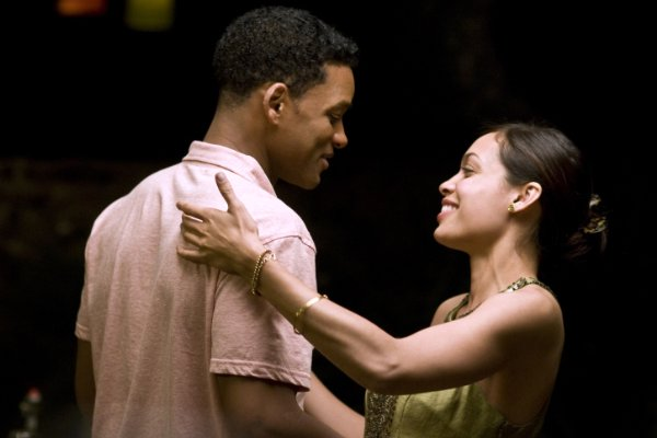 Will Smith, Rosario Dawson